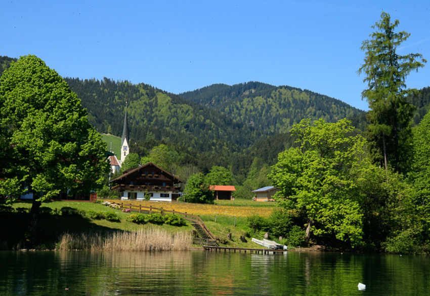 Traumhafter Tegernsee
